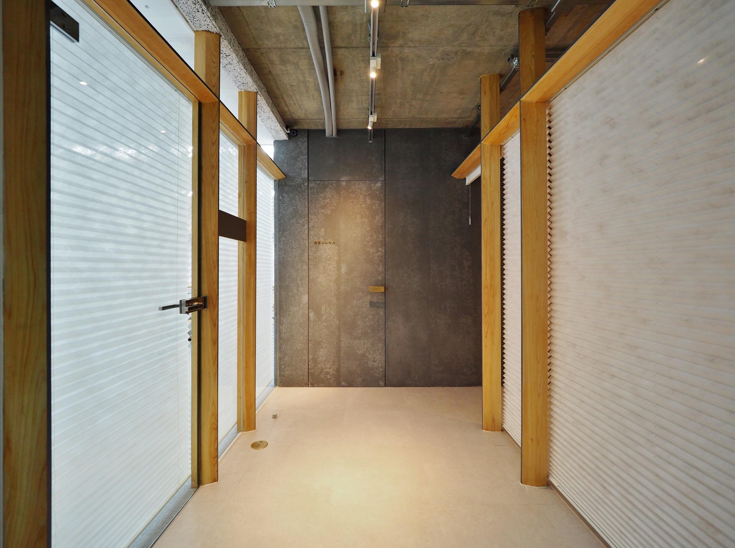恵比寿事務所内装工事の建築事例写真