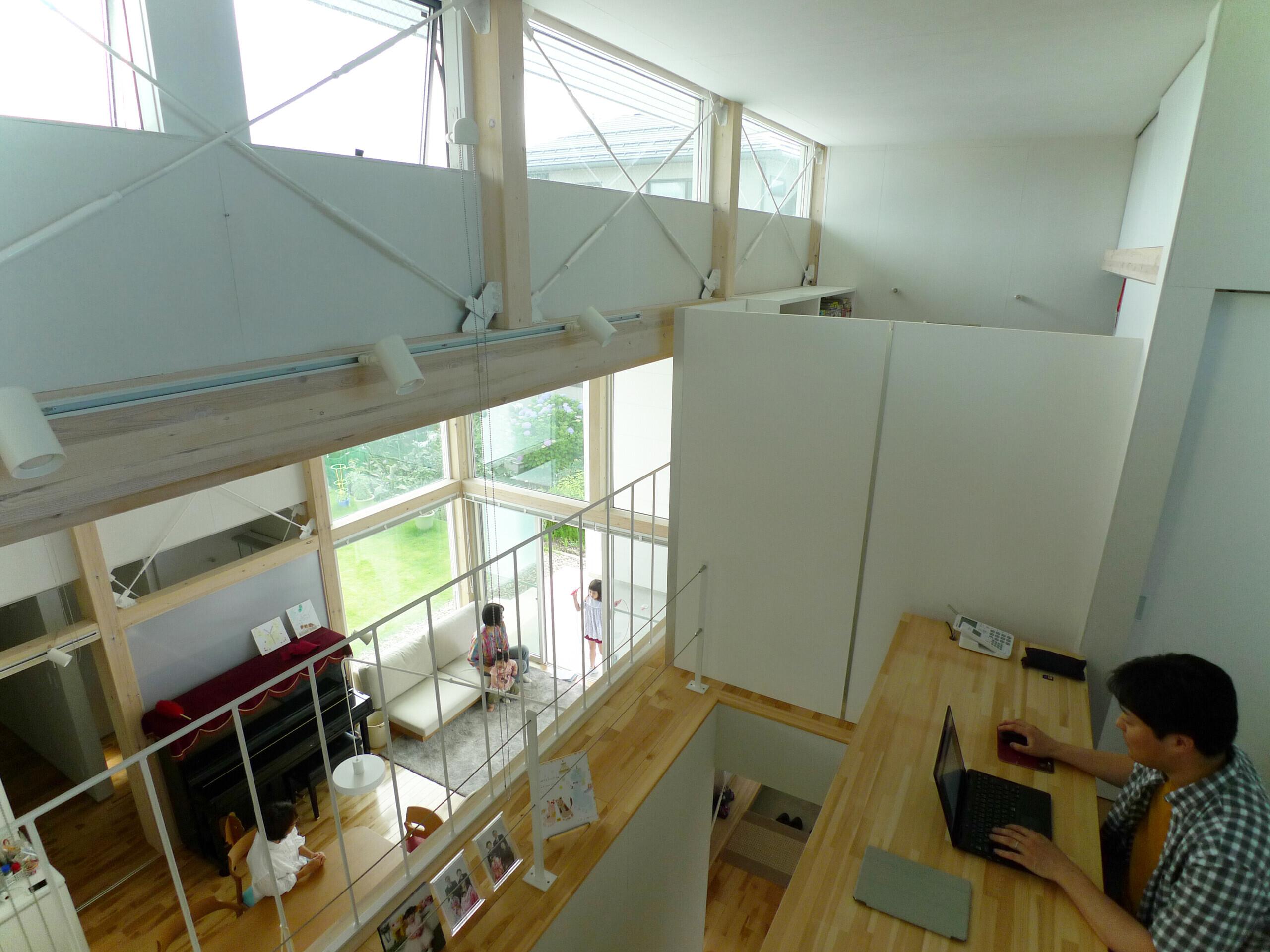 ウィズコロナライフスタイルの建築事例写真