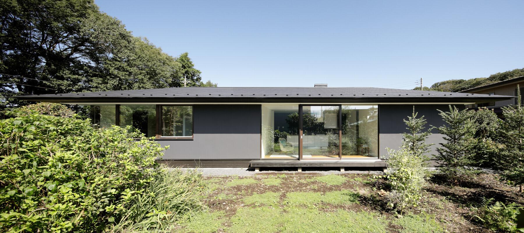 065相模原 I さんの家の建築事例写真