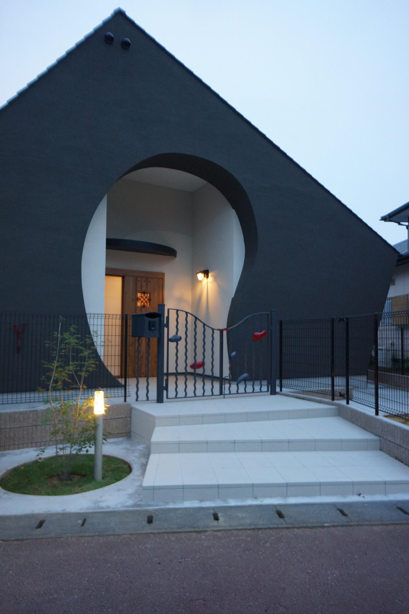 平屋の住処の建築事例写真