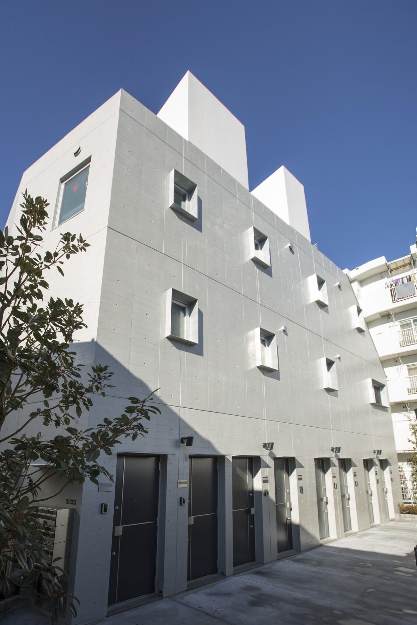 杉並区永福四丁目の建築事例写真