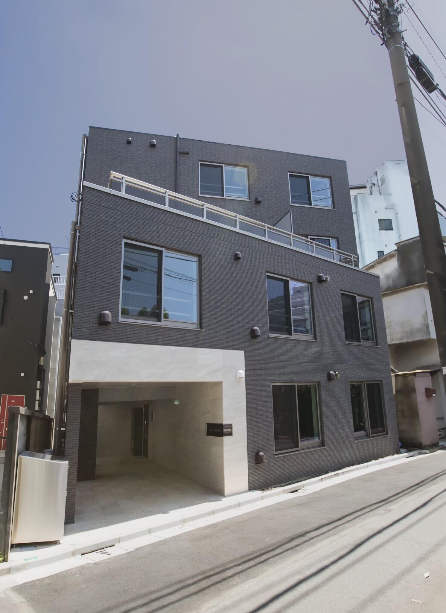 杉並区和泉四丁目の建築事例写真