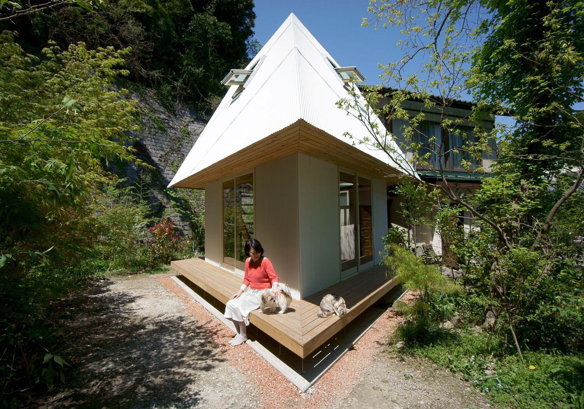 アルマジロ / 母屋を超えたハナレの建築事例写真