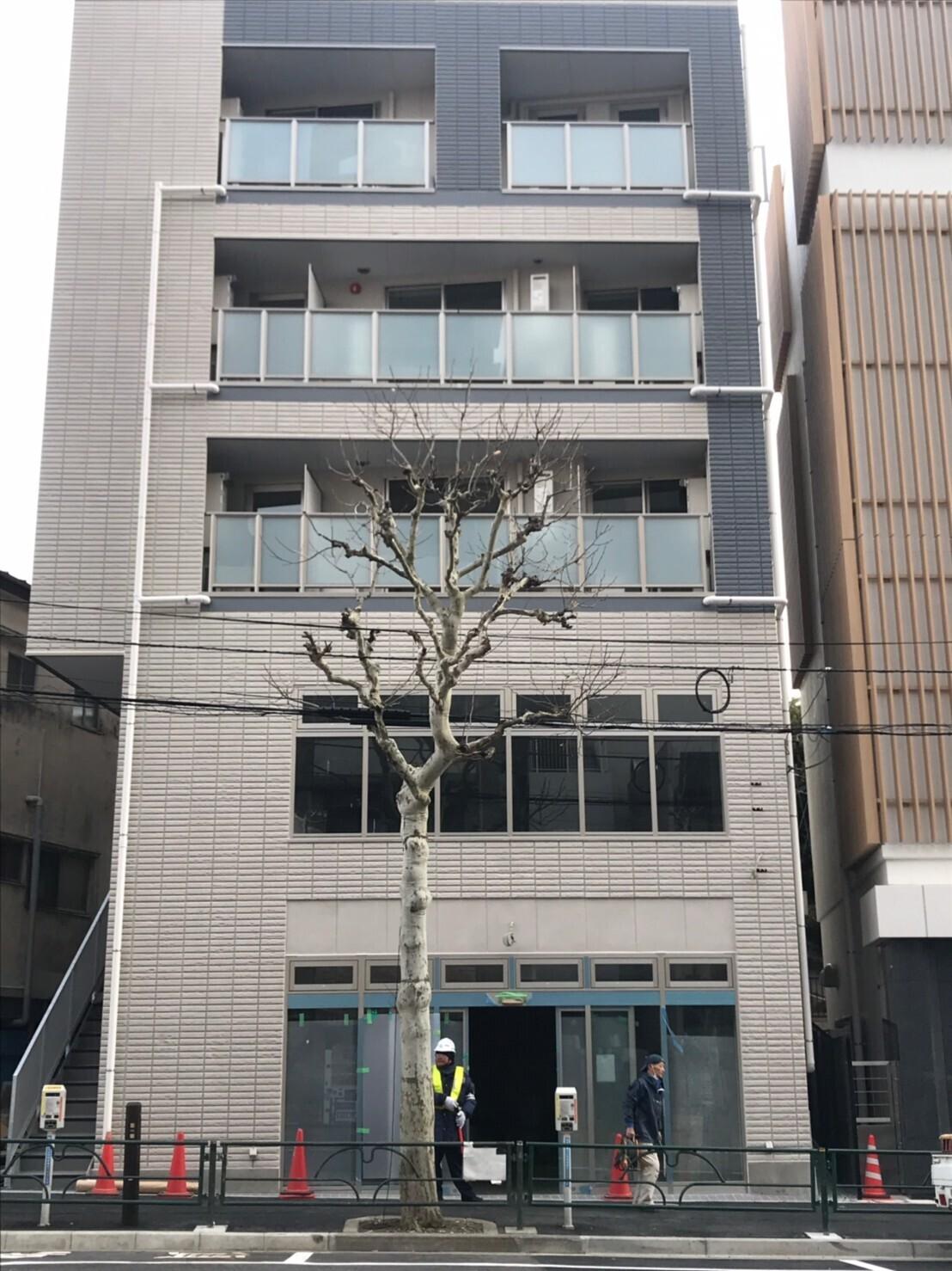 新宿区早稲田南町の建築事例写真