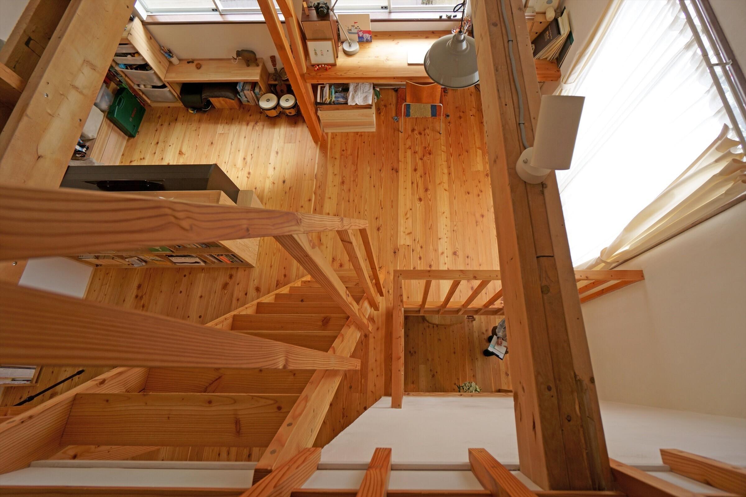 iHouse / 鎌倉の谷戸の一戸建てフルリノベーションの建築事例写真