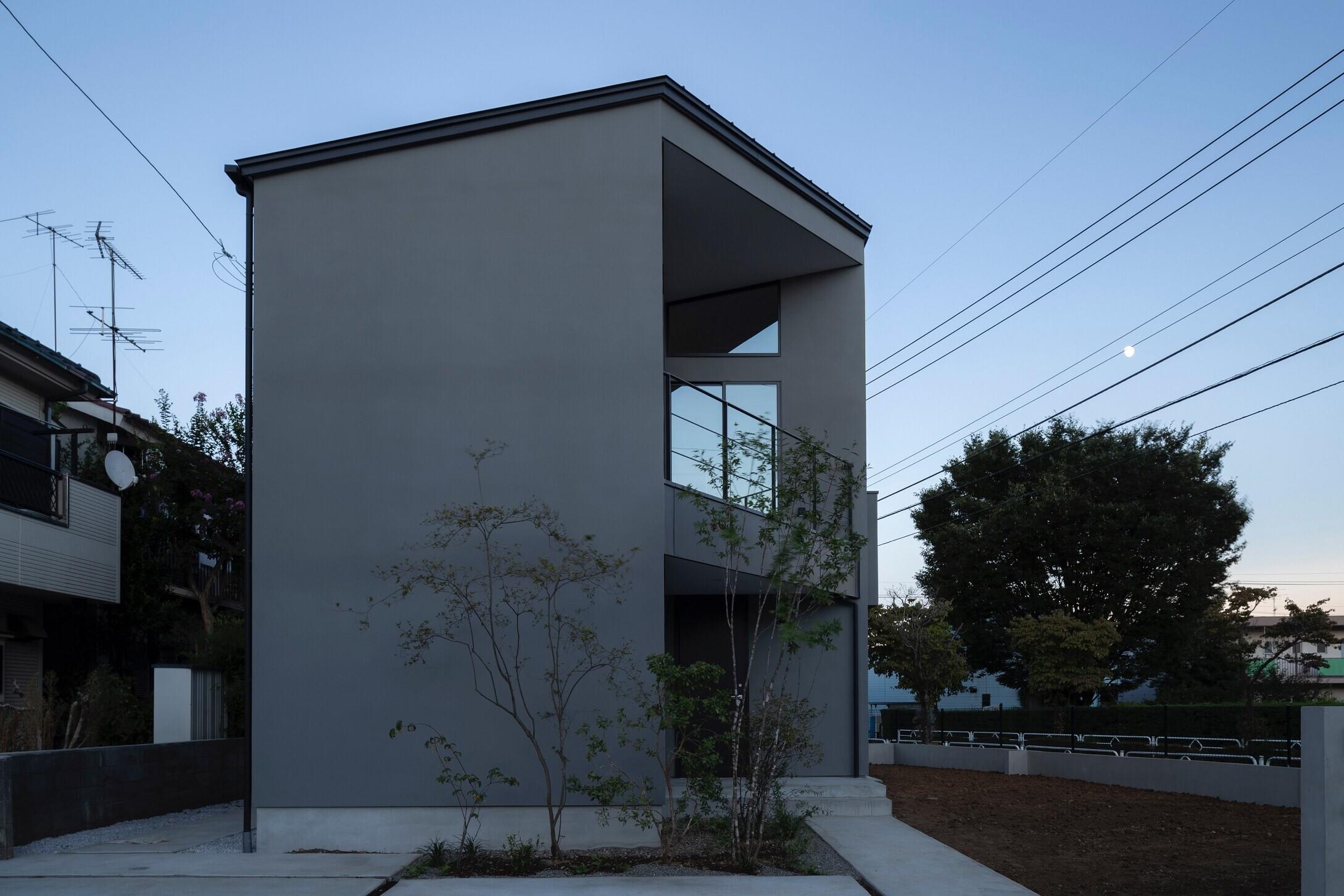 立川の家の建築事例写真