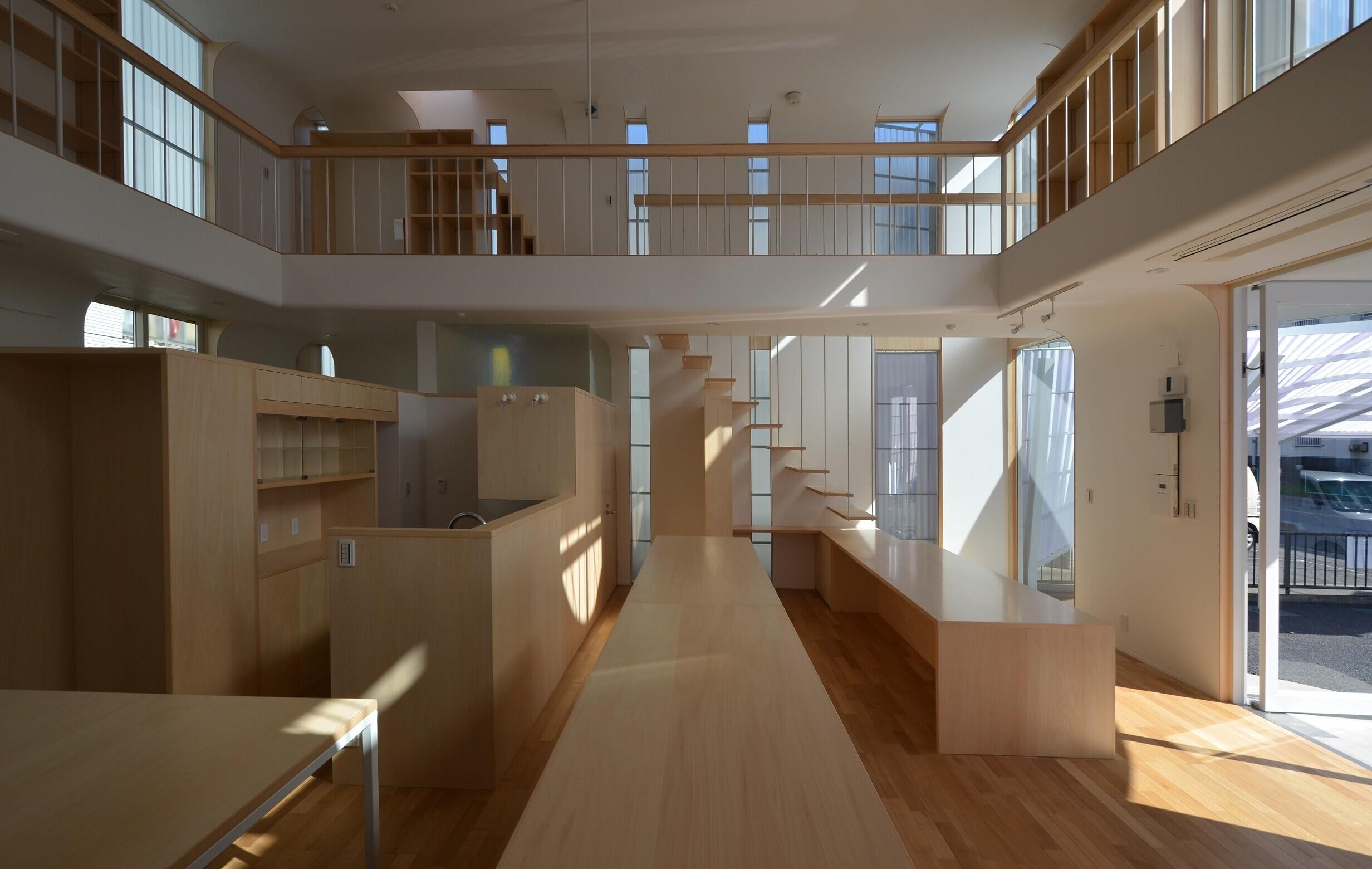 RU本社の建築事例写真