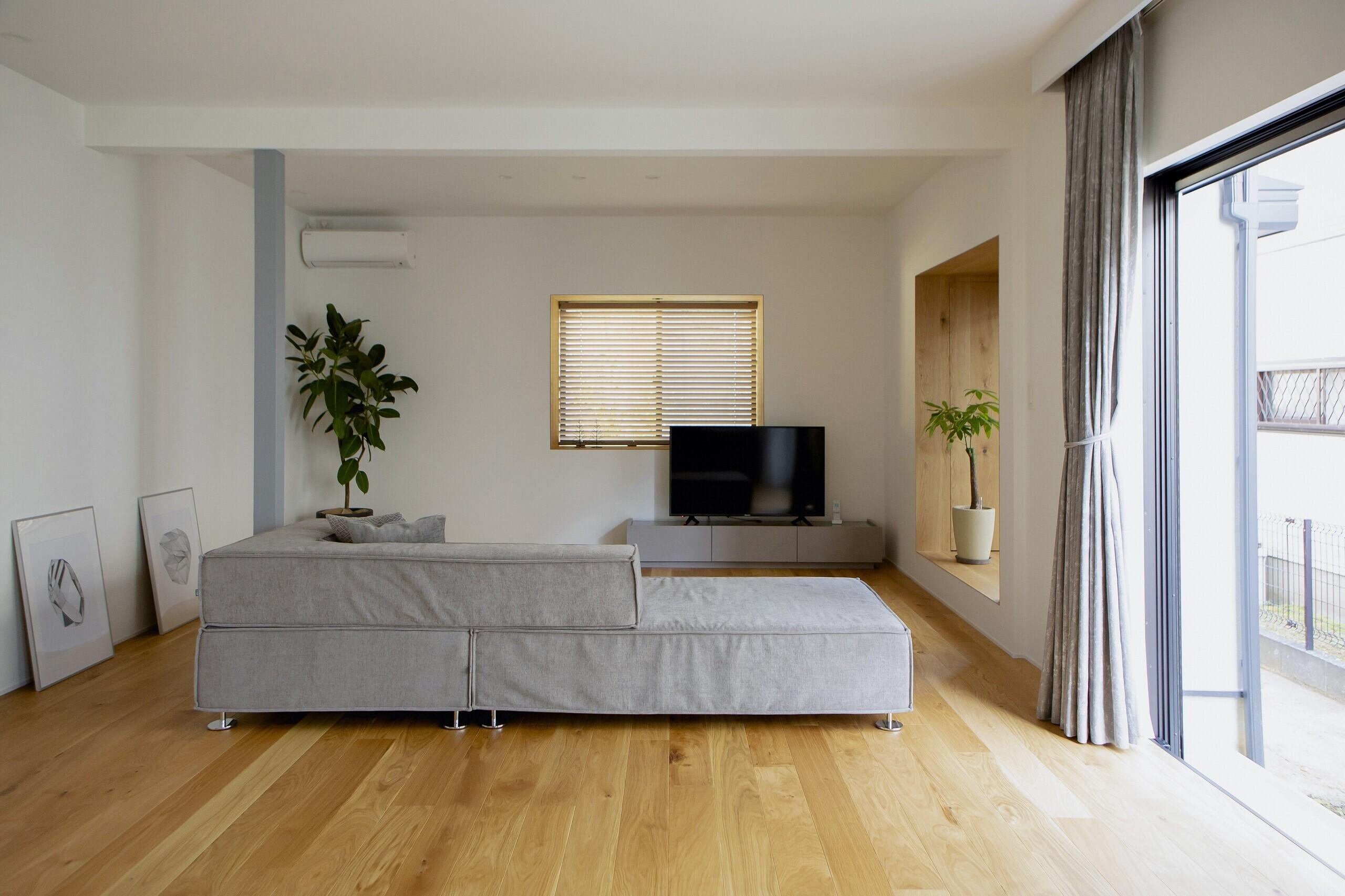 北山台の家リノベーションの建築事例写真