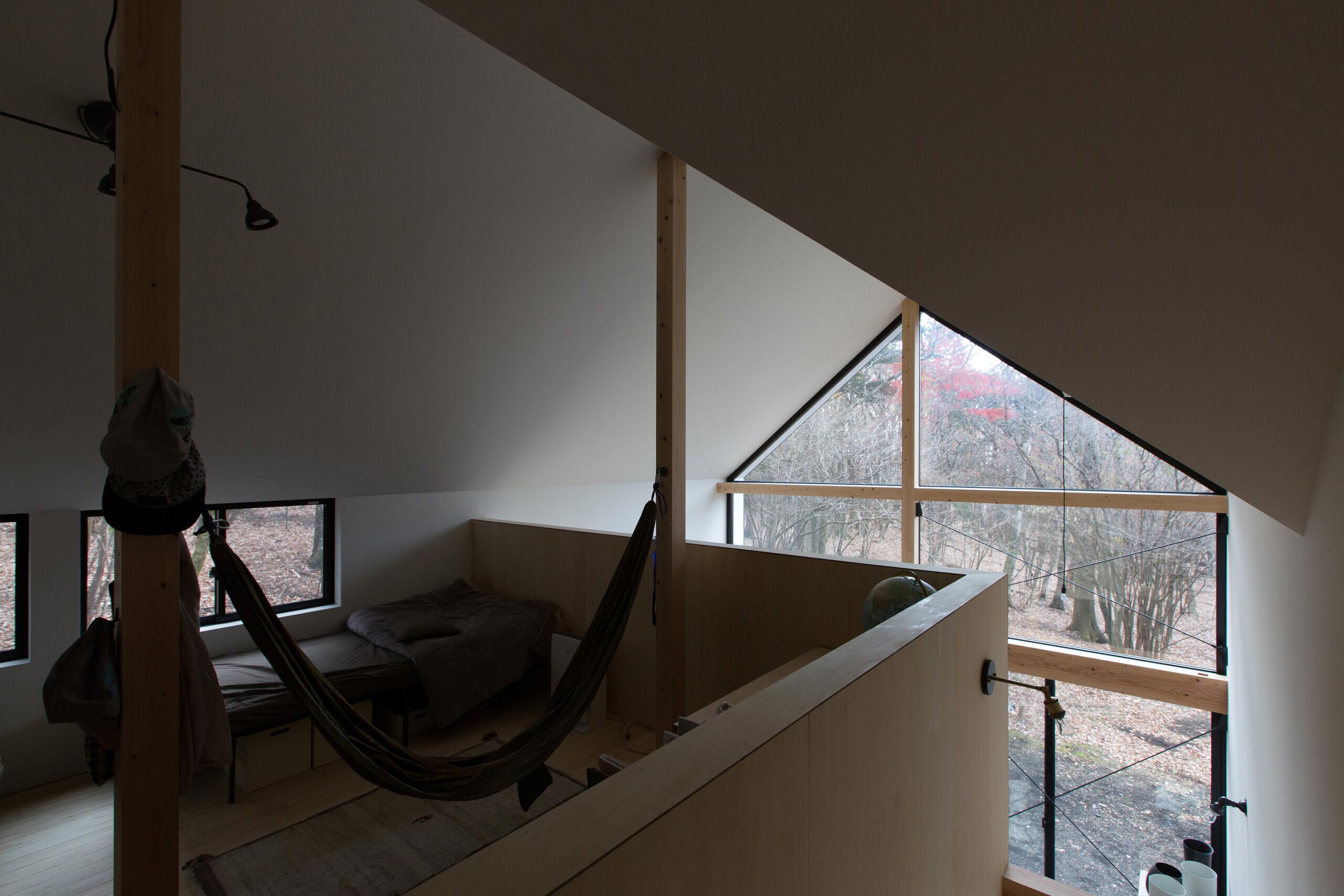 陶芸家の家の建築事例写真