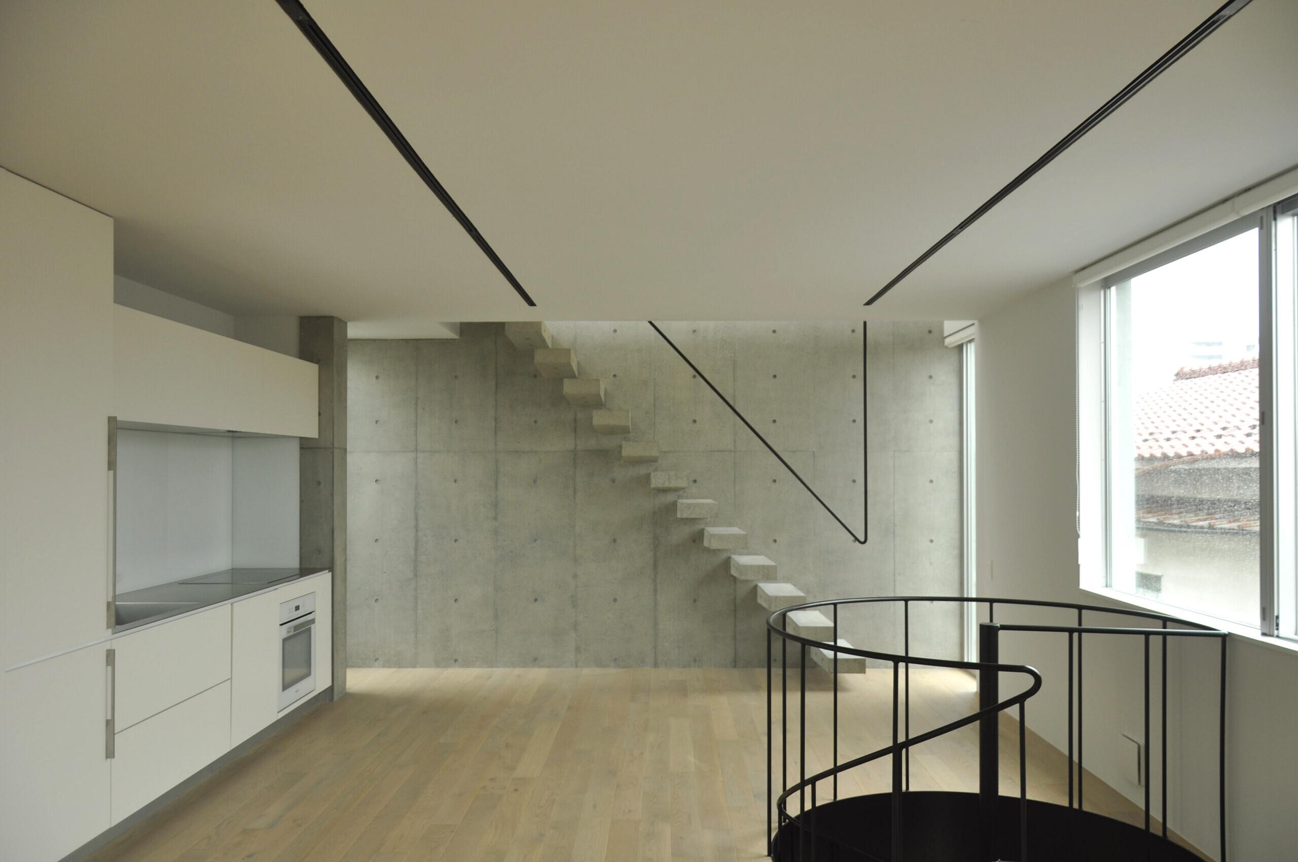 ミニマムスタイルの建築事例写真