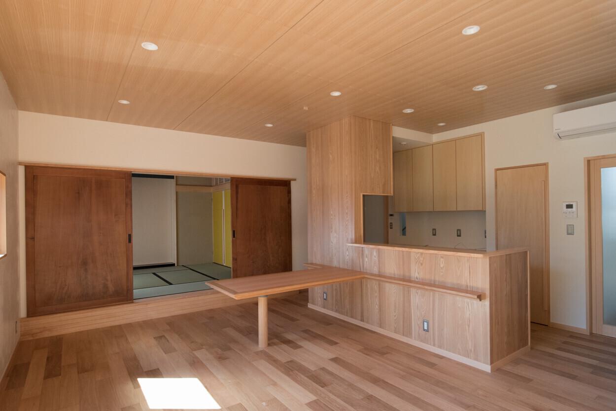 『住み継ぎ』のための住宅建て替え(入間市)の建築事例写真