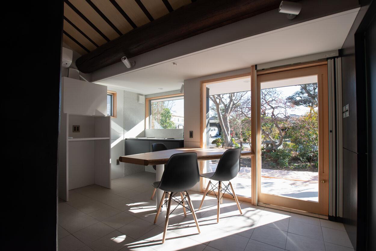 蔵に住む!【築120年 蔵のリノベーション】坂戸市の建築事例写真