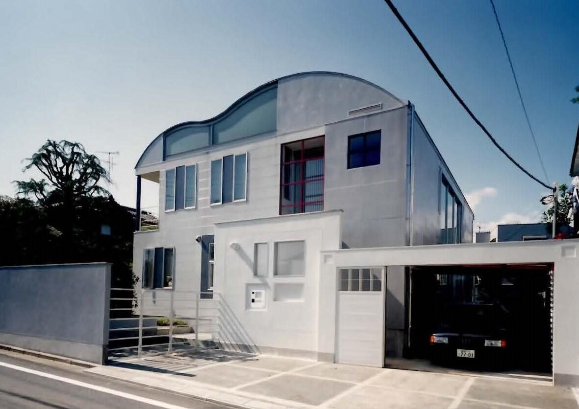 荻窪の家の建築事例写真