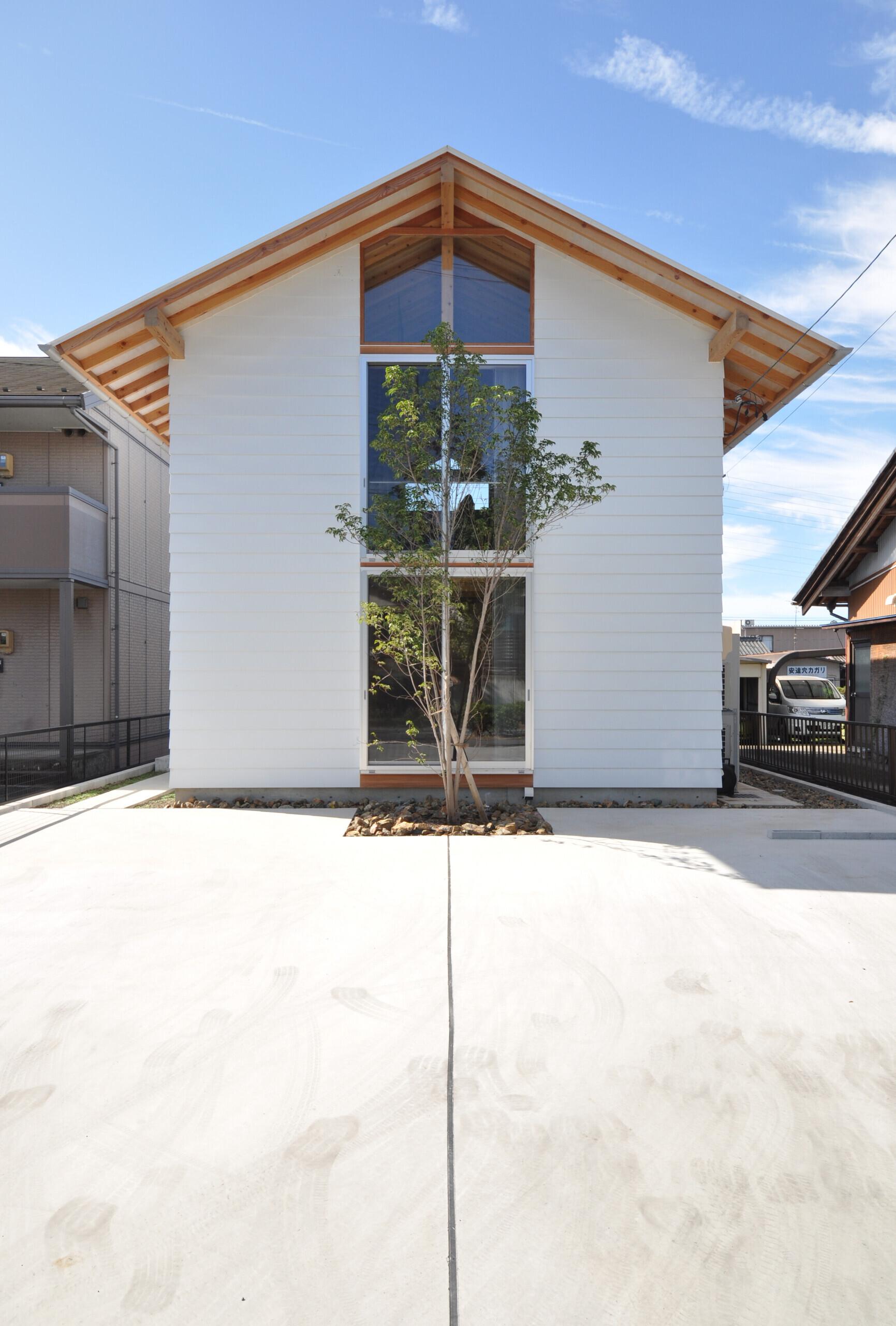 1200プロジェクト(分離発注・ローコスト住宅)の建築事例写真