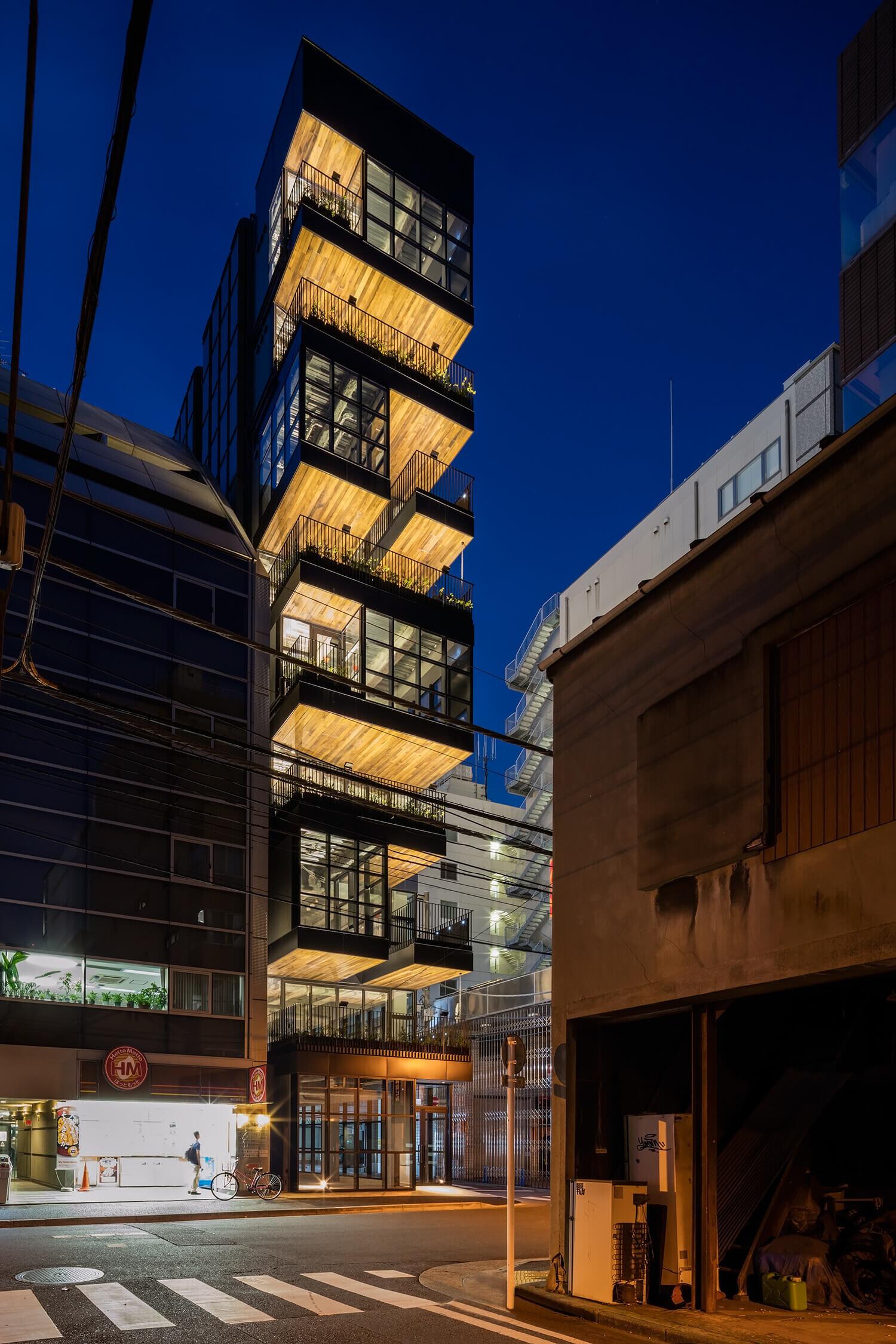 神田テラスの建築事例写真