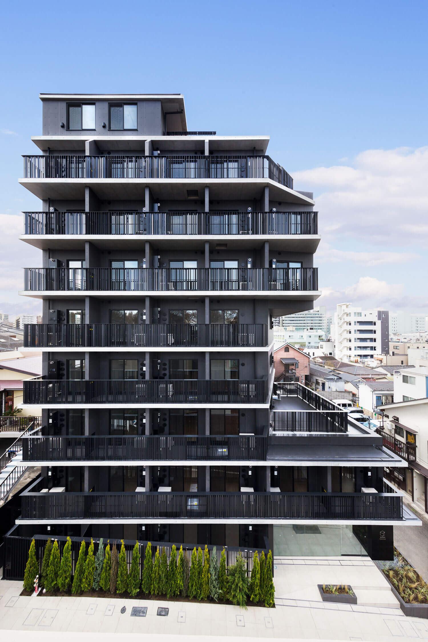 ZOOM TOGOSHI GINZAの建築事例写真