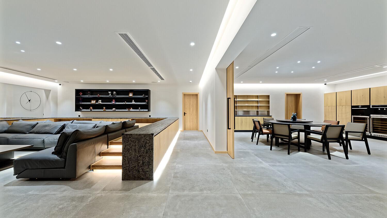 Changsha Penthouseの建築事例写真