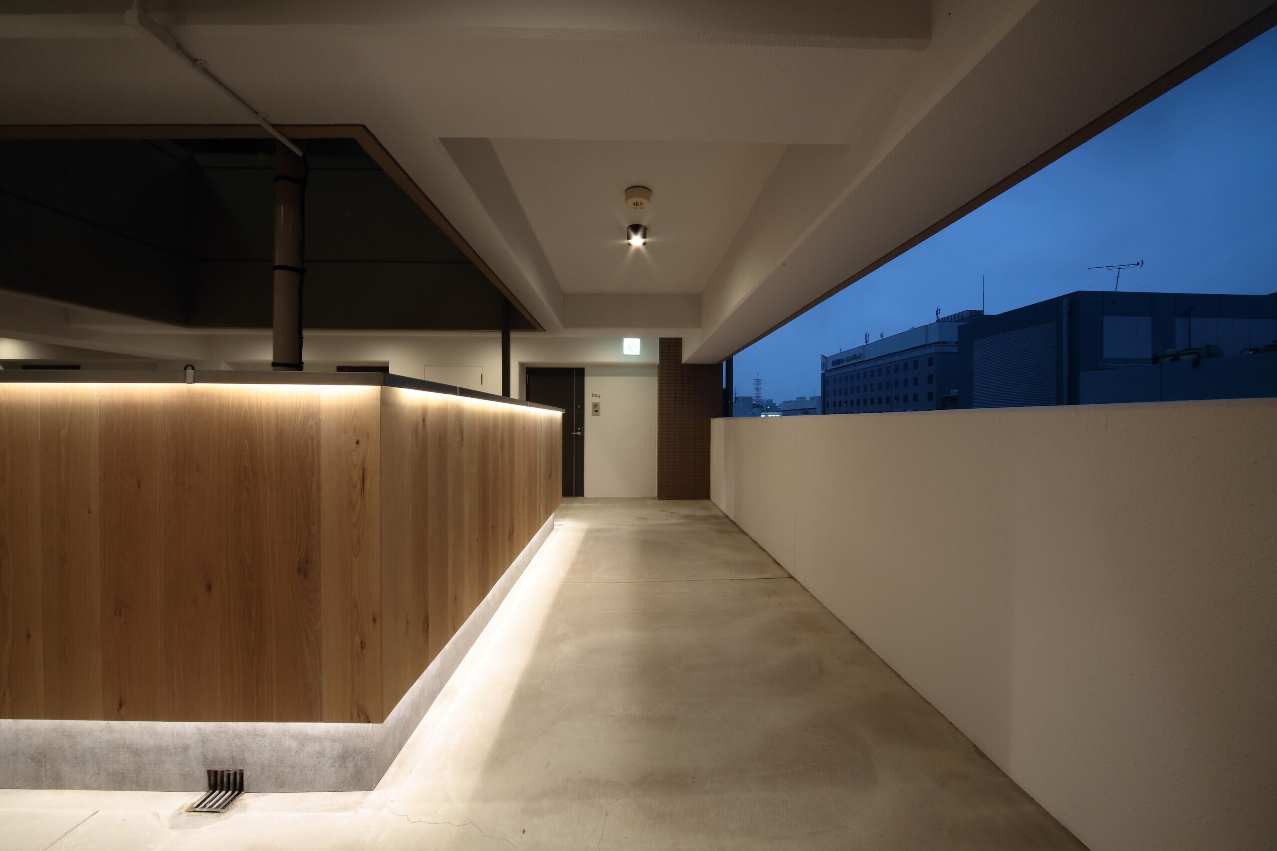 Cassia名古屋錦本町通の建築事例写真