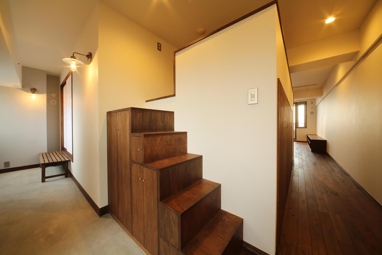 フラット・ウノキの建築事例写真