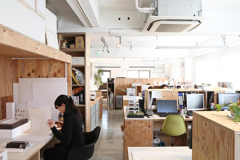 KEY OPERATION INC. / OFFICEの建築事例写真