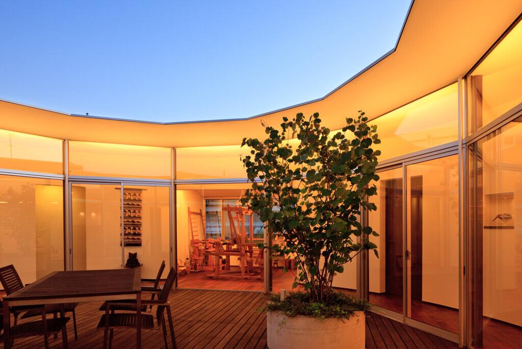 方円汎居の建築事例写真