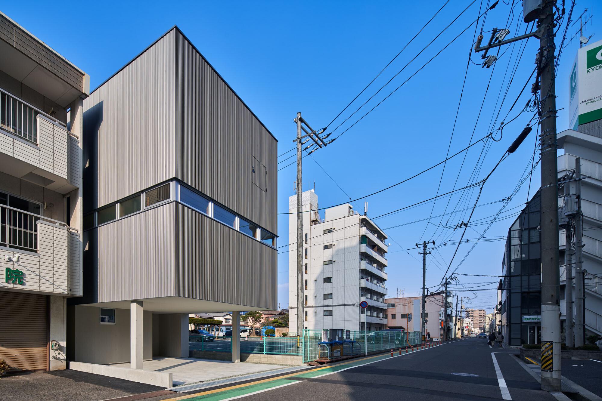 本町の住宅の建築事例写真