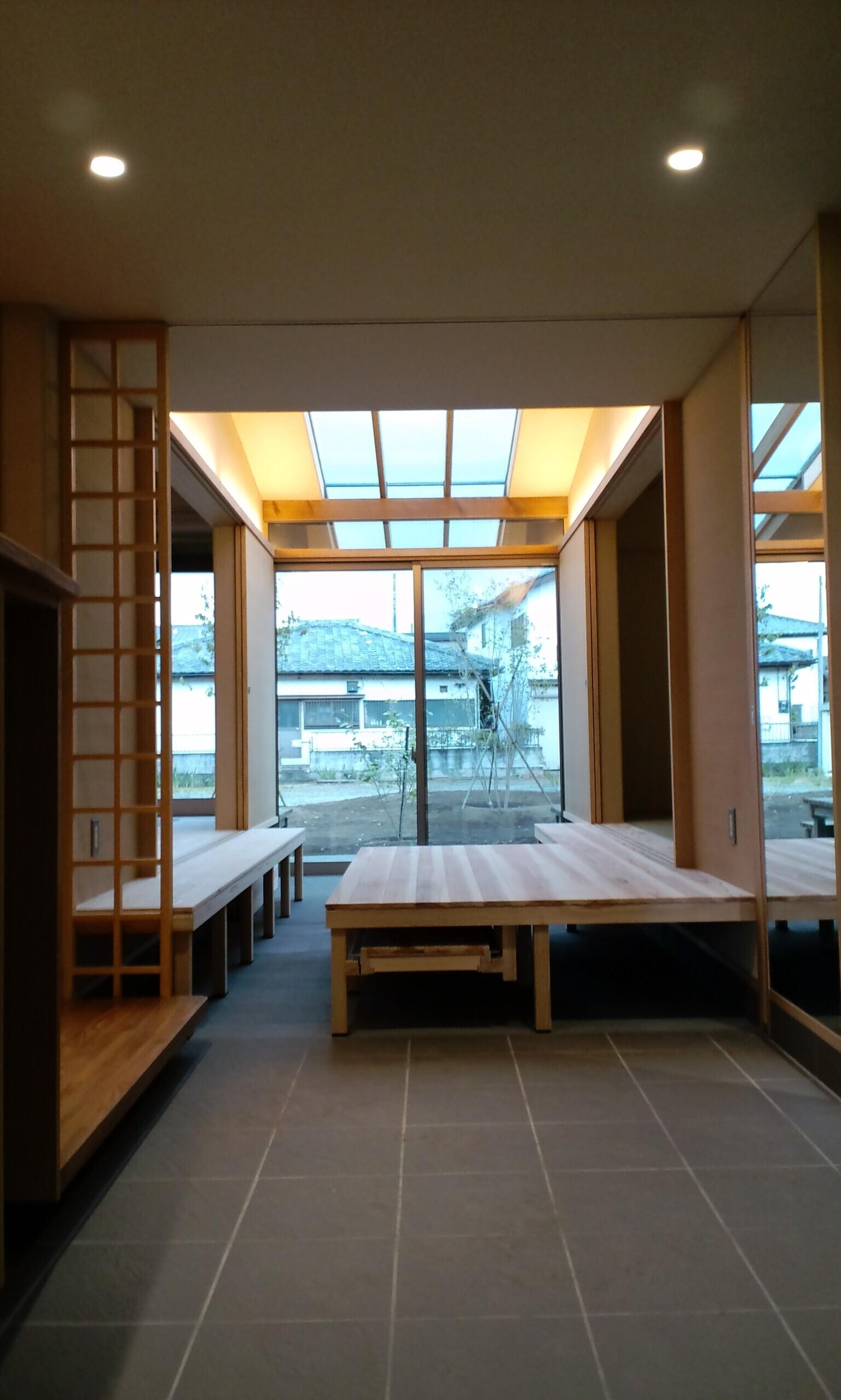 藤岡の家の建築事例写真