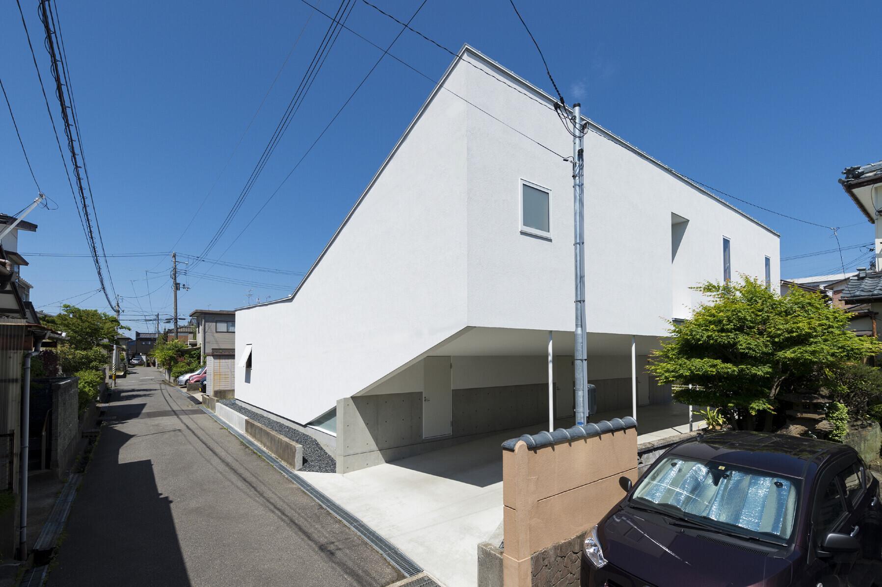 sakai-houseの建築事例写真