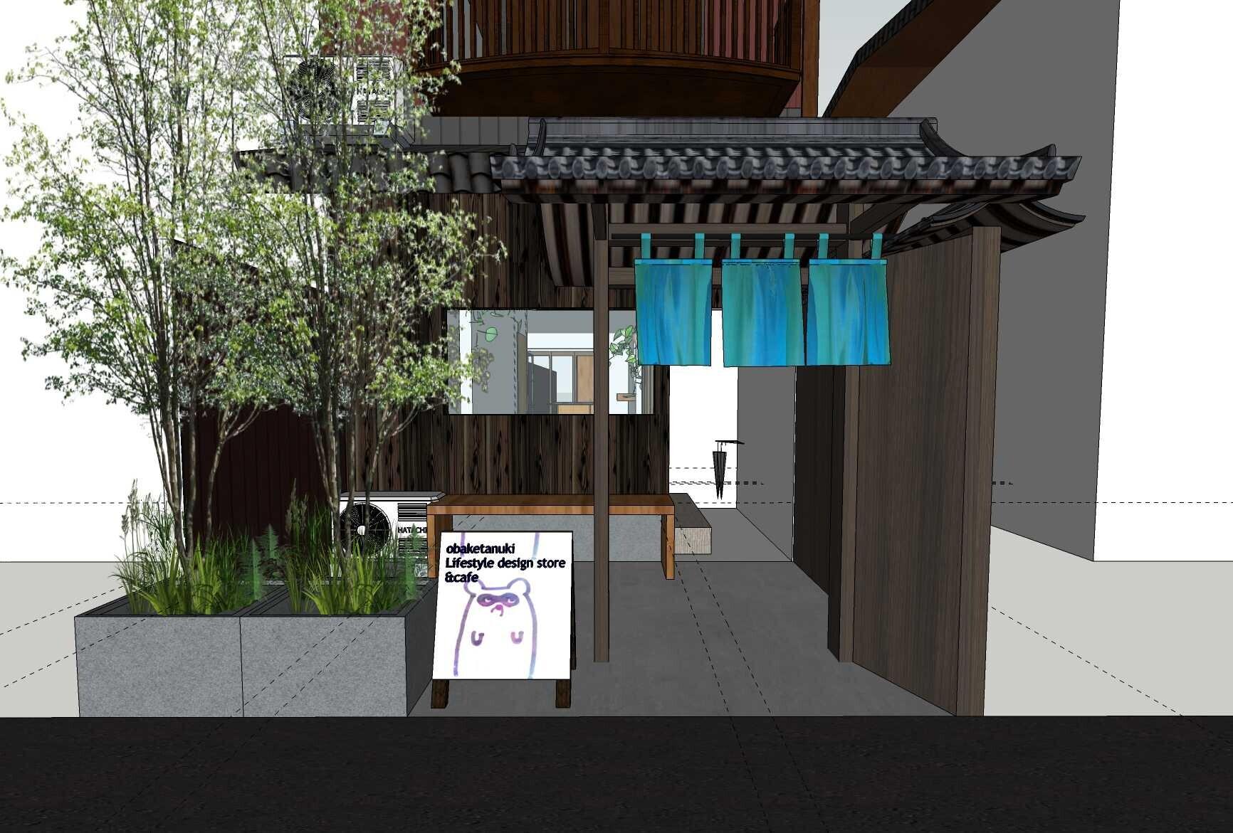 fushimiinari projectの建築事例写真