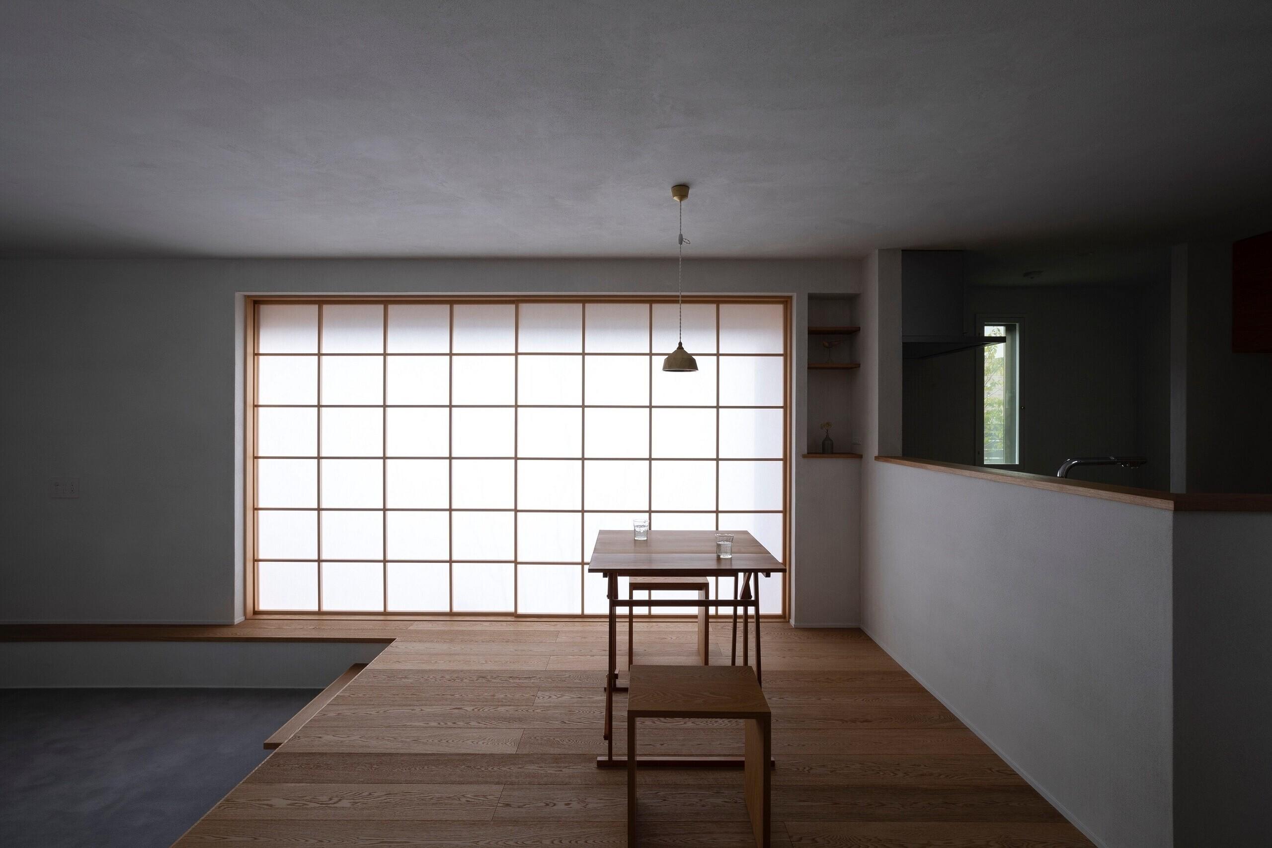 矢野口の家の建築事例写真