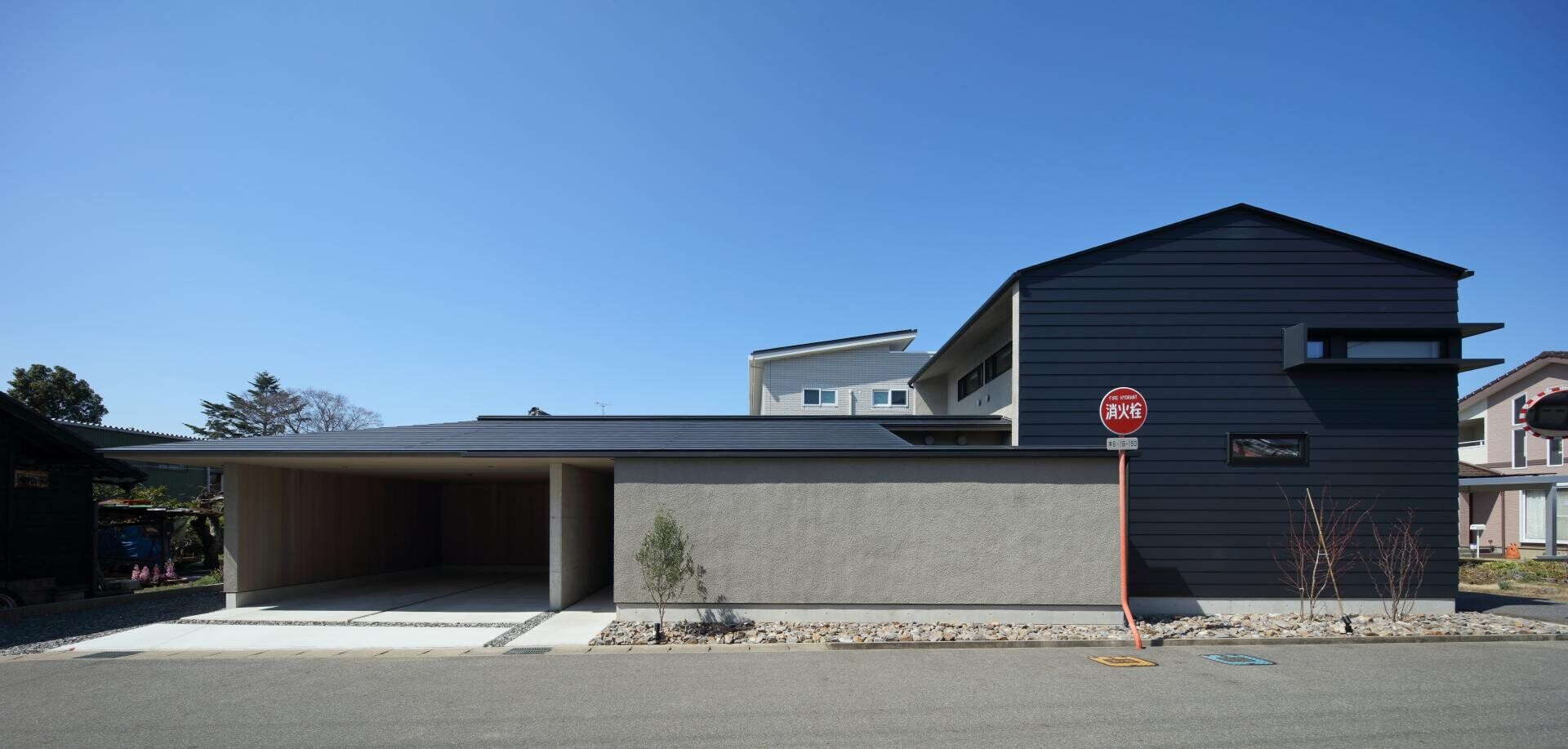 いち福の家の建築事例写真
