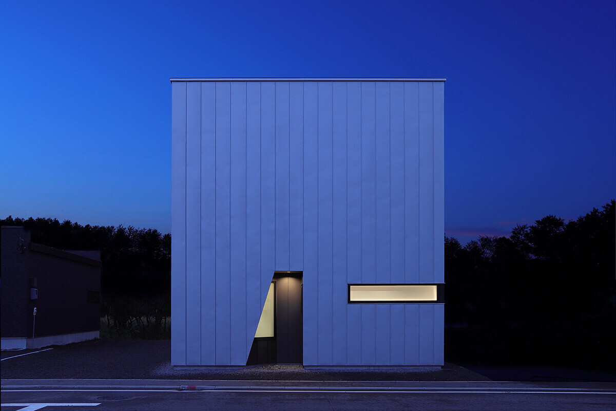 GAKUの家の建築事例写真