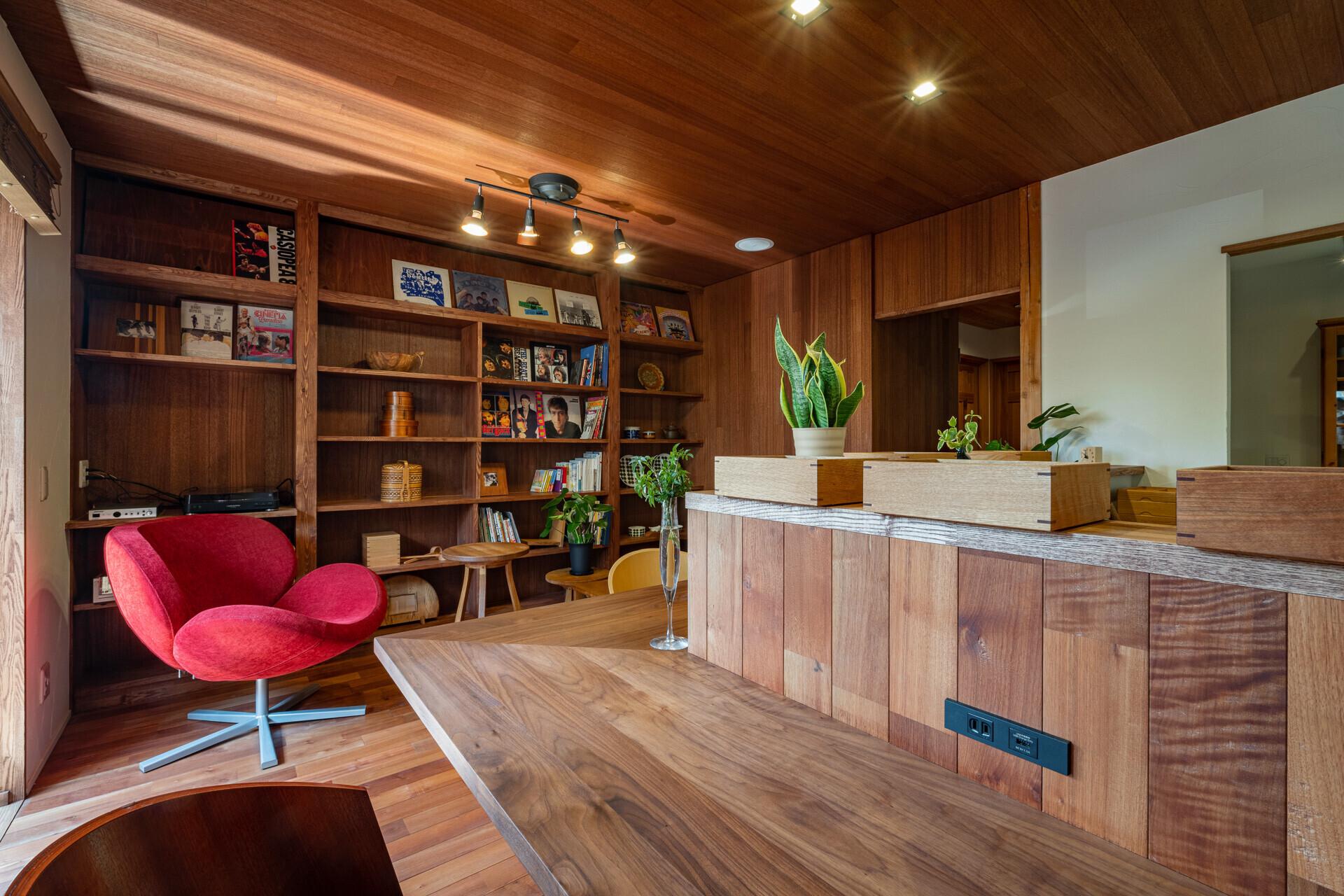 夢のカフェ開業 リノベーションの建築事例写真