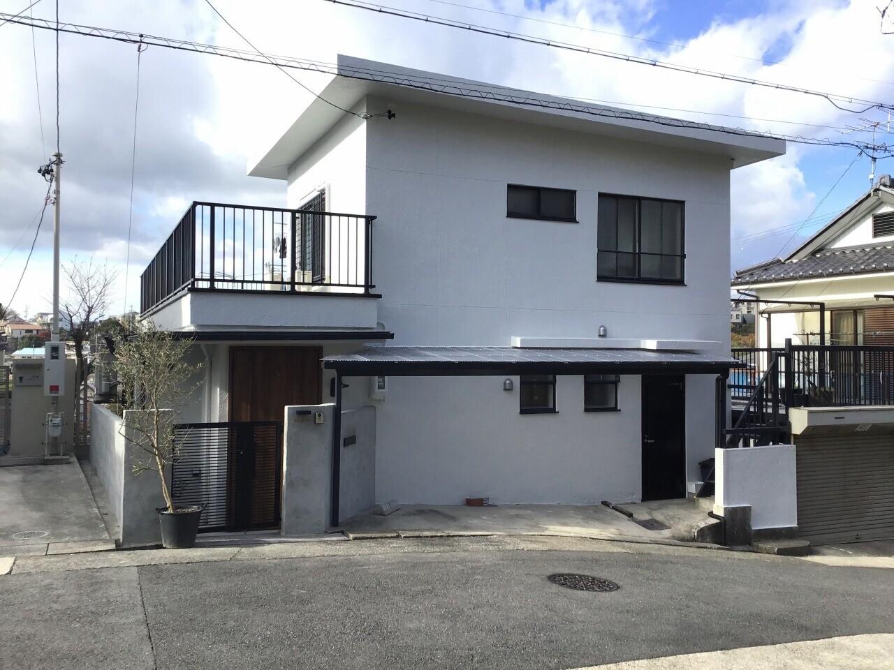 「コルビュジェの家」(住宅リノベーション)の建築事例写真