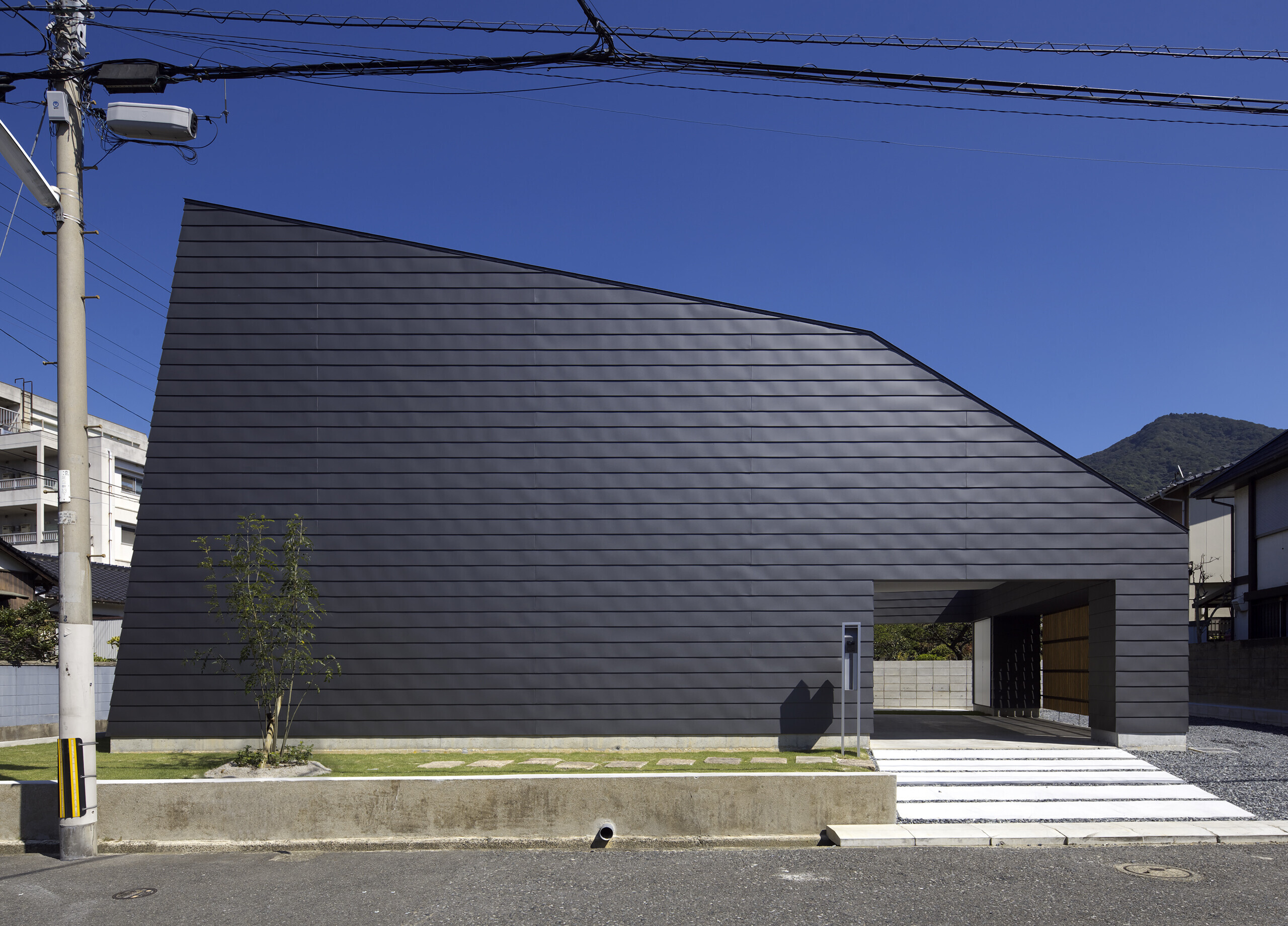 COURTHOUSE IN ASHIHARAの建築事例写真