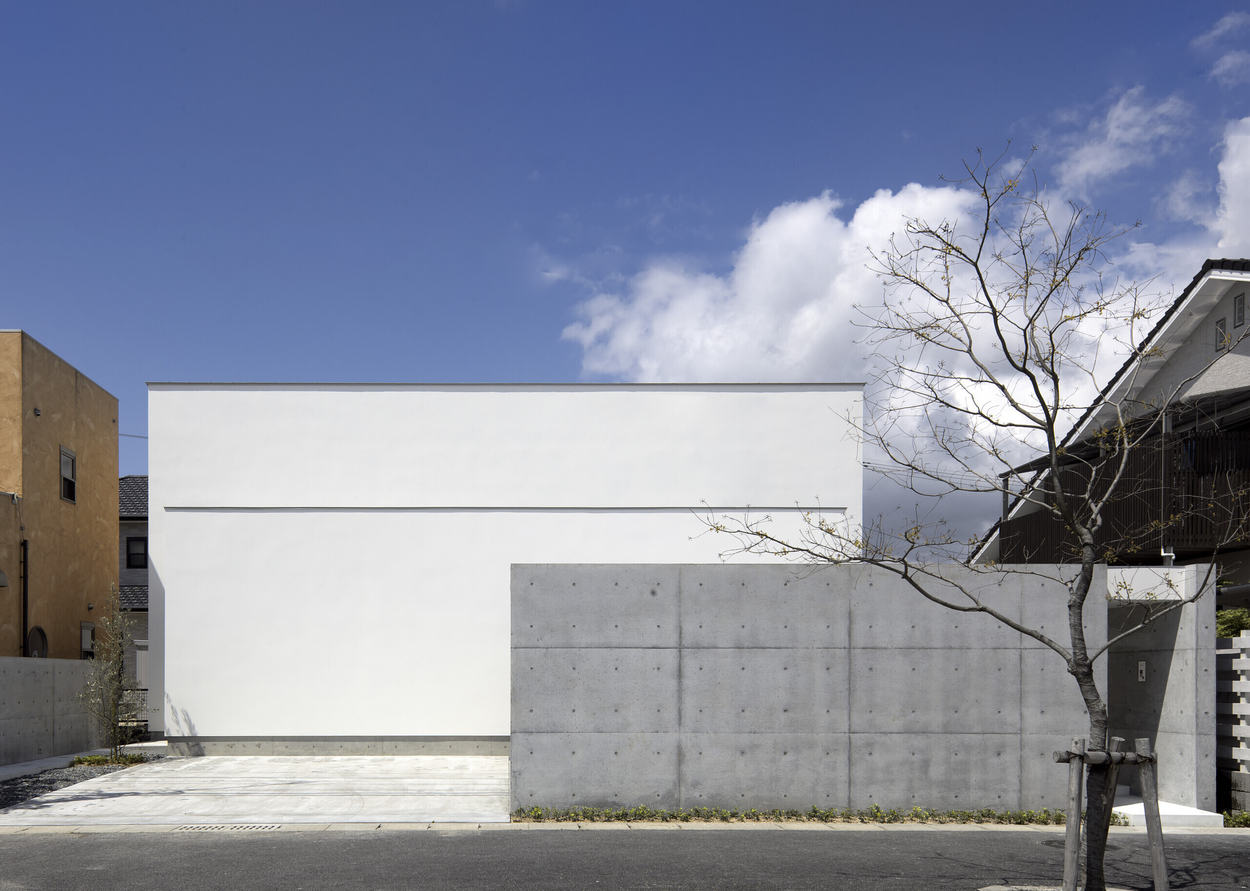 2 Courts House の建築事例写真