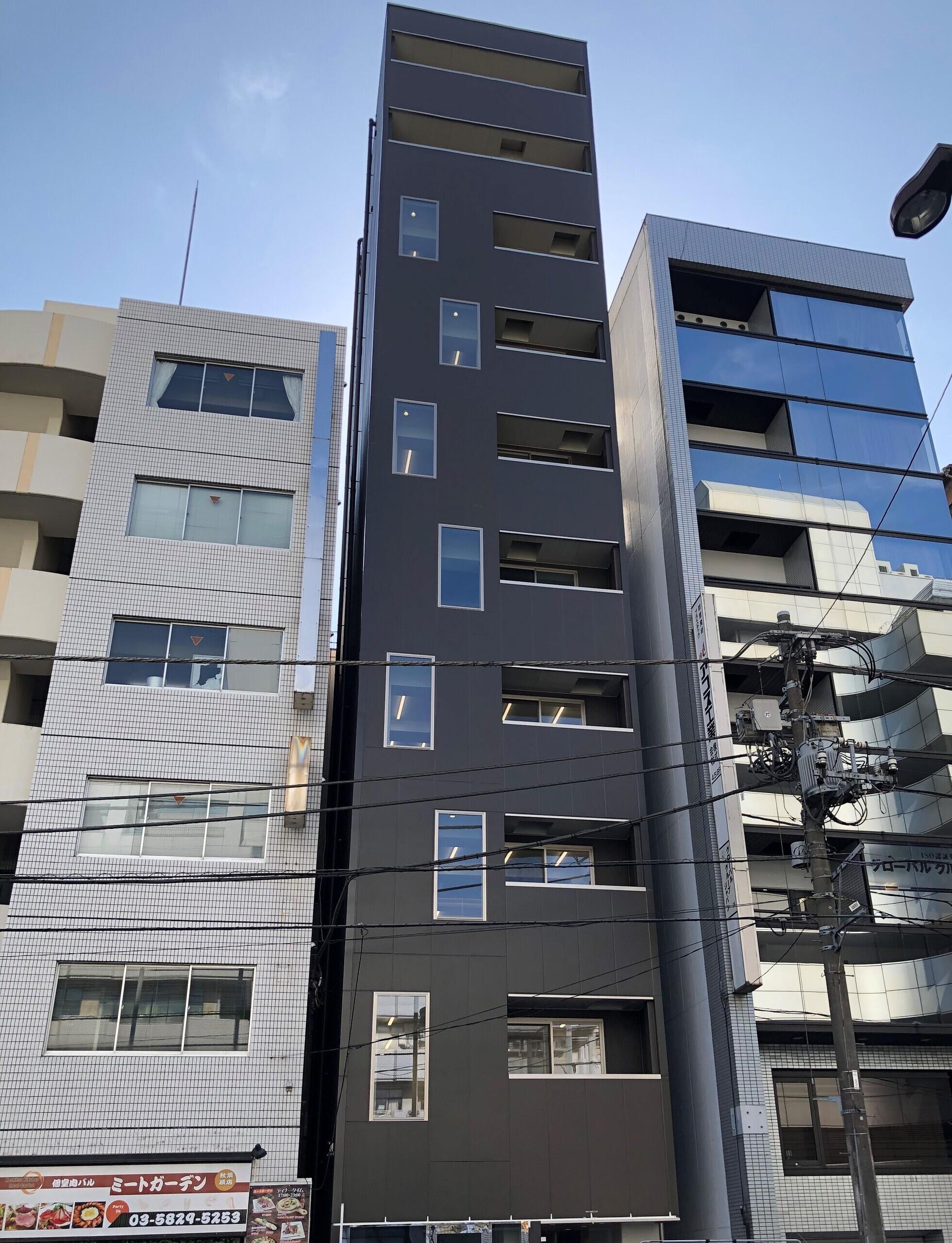 神田佐久間町の建築事例写真