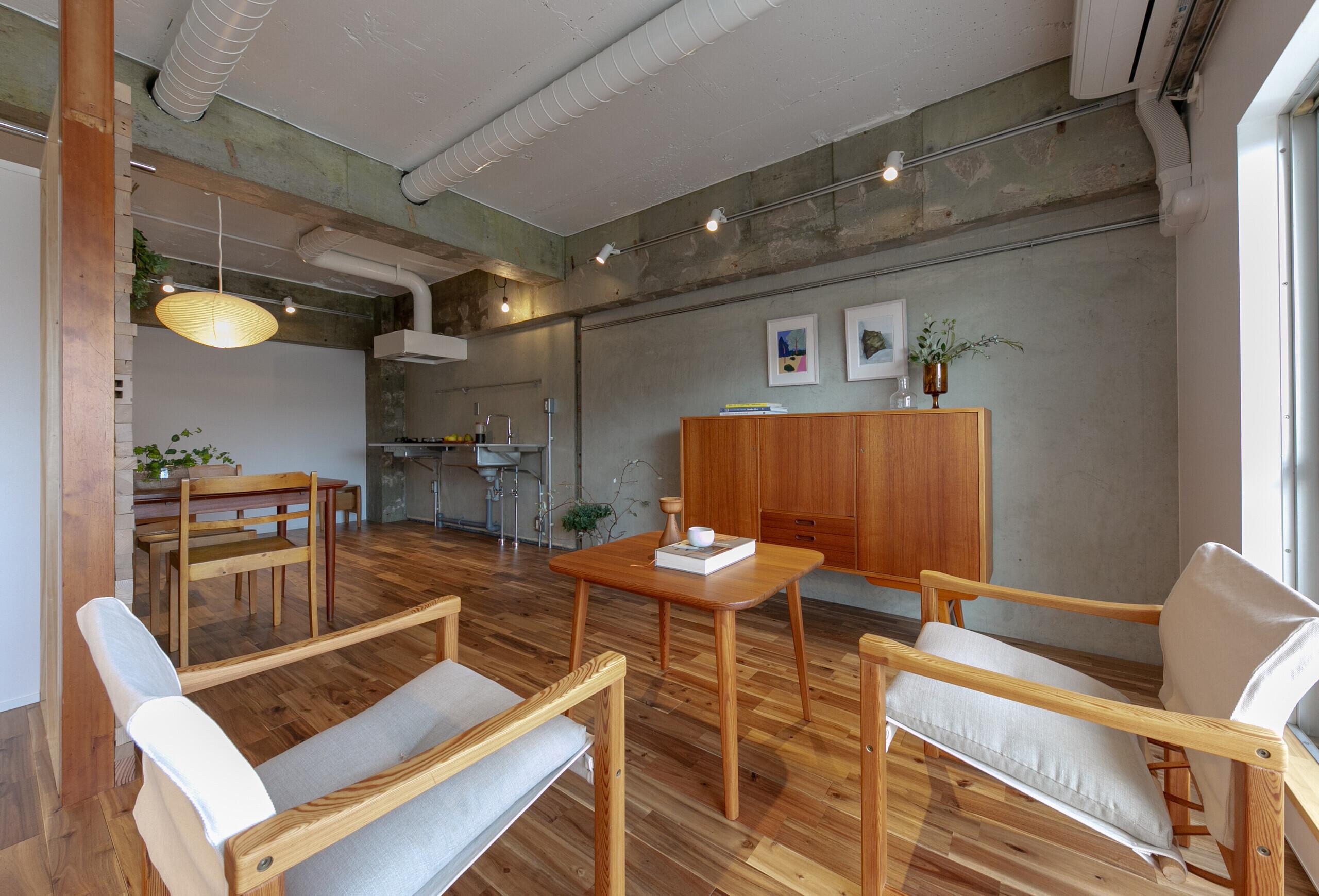大山東町Y邸リフォームの建築事例写真