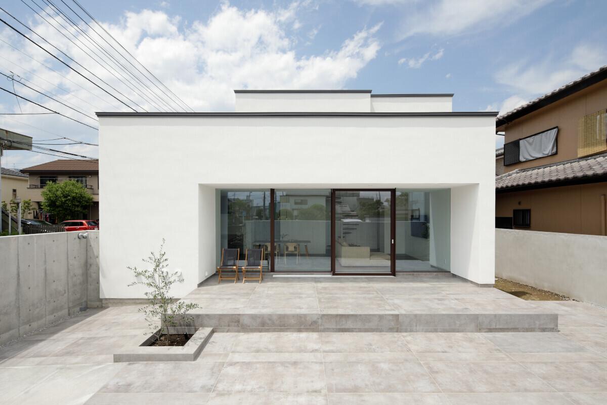 069前橋Nさんの家の建築事例写真
