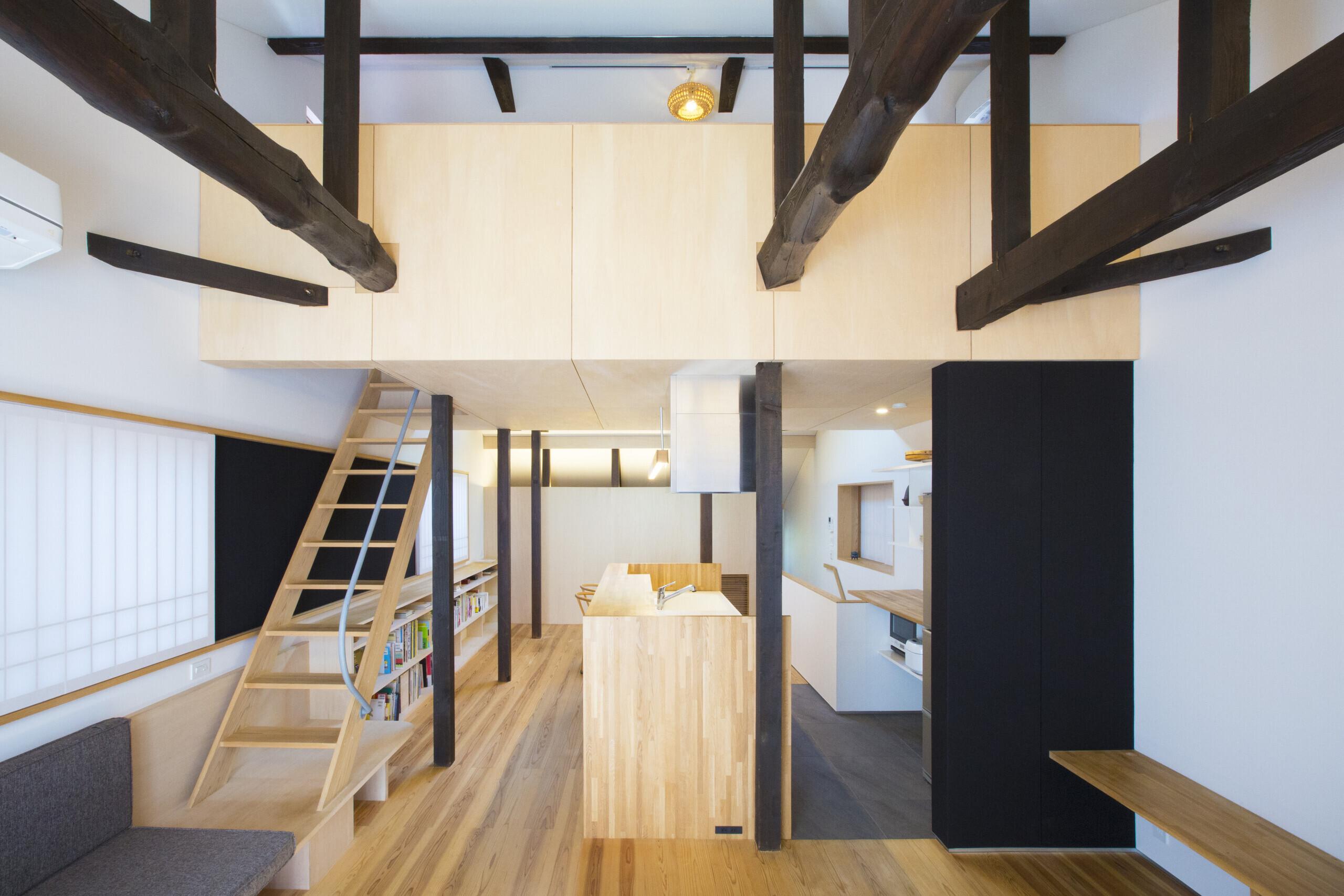 築25年の木造住宅をフルリノベーションの建築事例写真