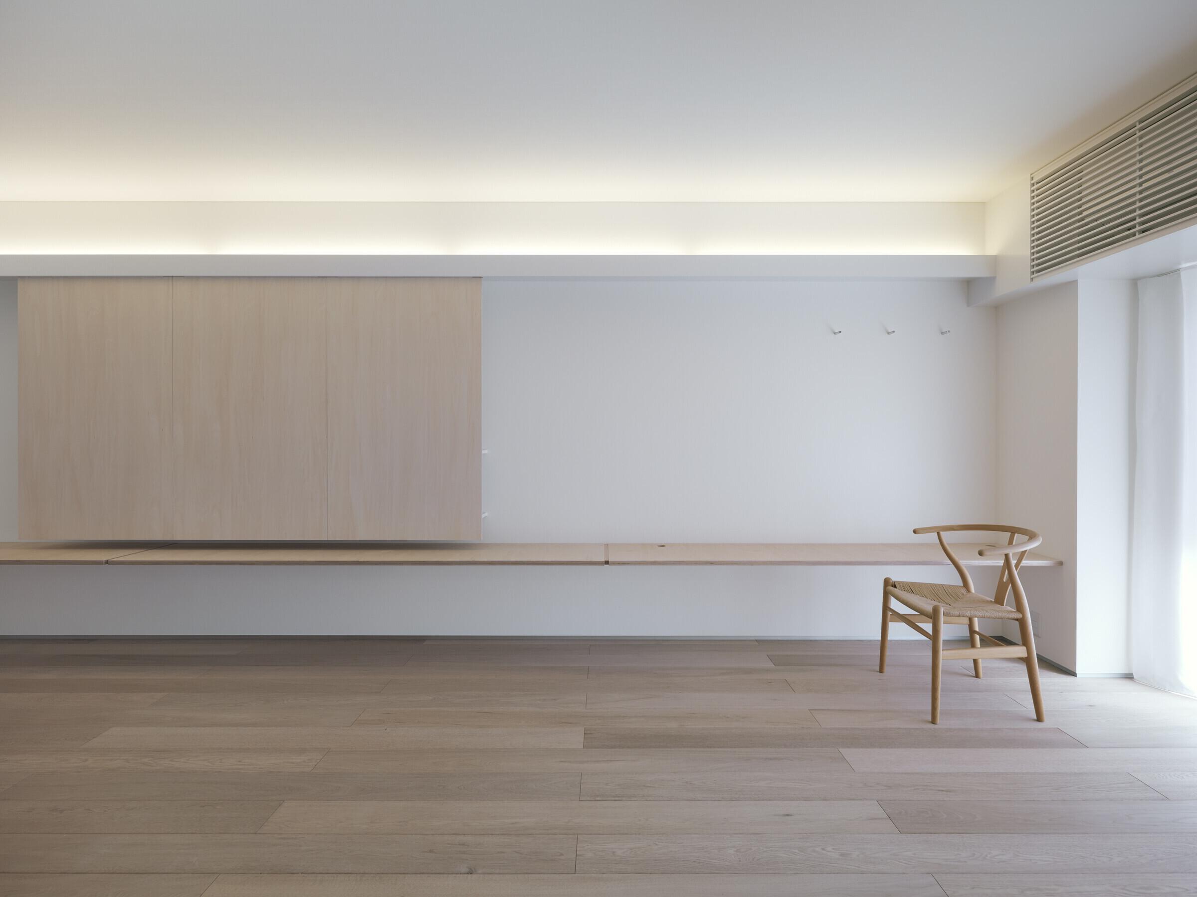 築30年のマンションをフルリノベーションの建築事例写真