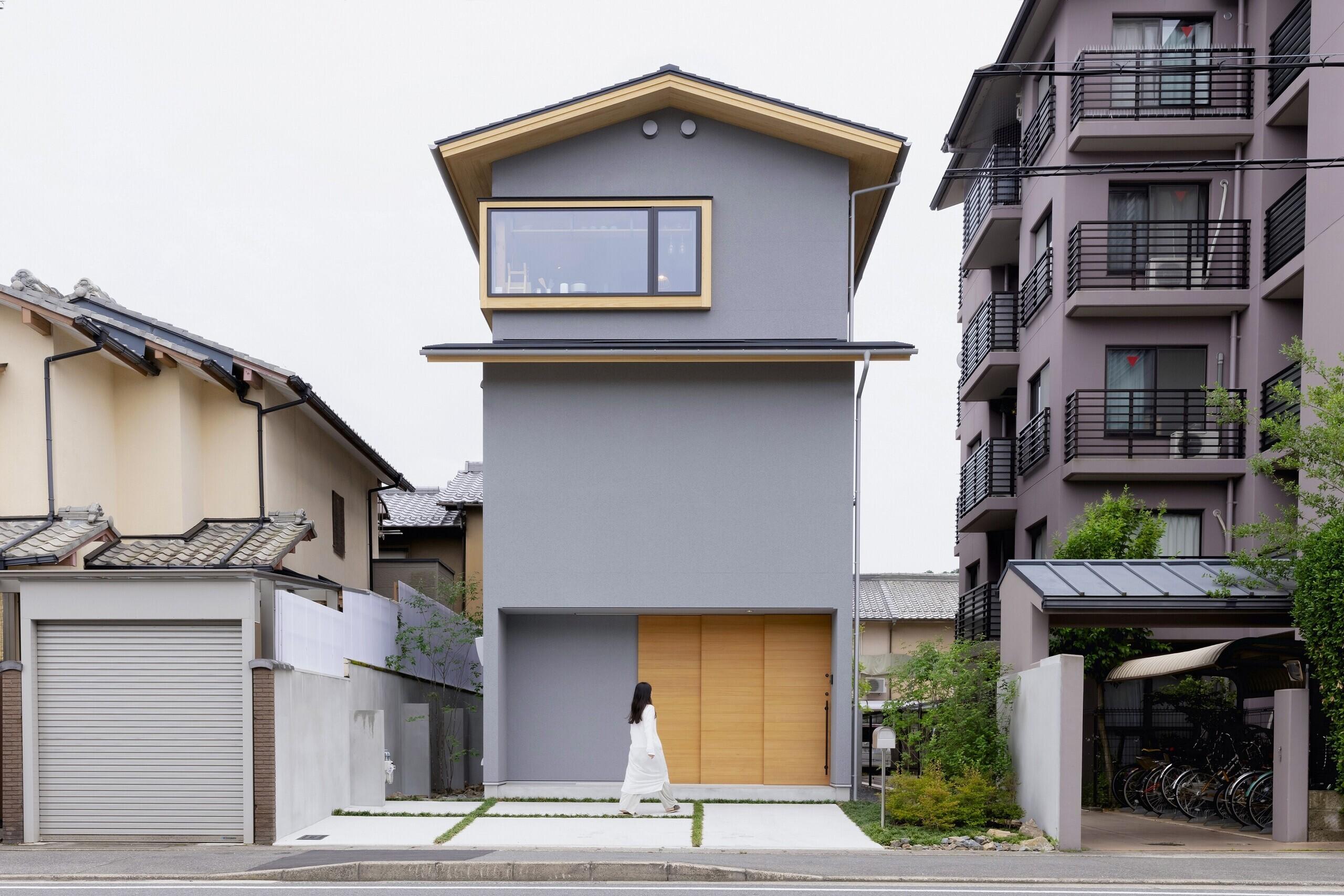 岩倉の家の建築事例写真
