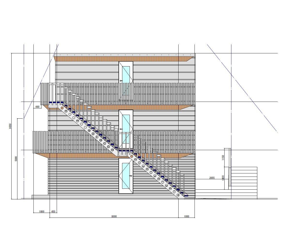 NEWスタイル&システム200年耐久年数の賃貸マンション!の建築事例写真