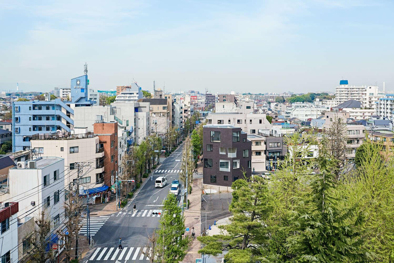 世田谷の家の建築事例写真