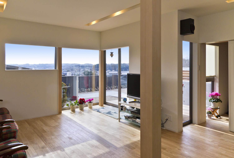 K邸耐震補強リノベーションの建築事例写真