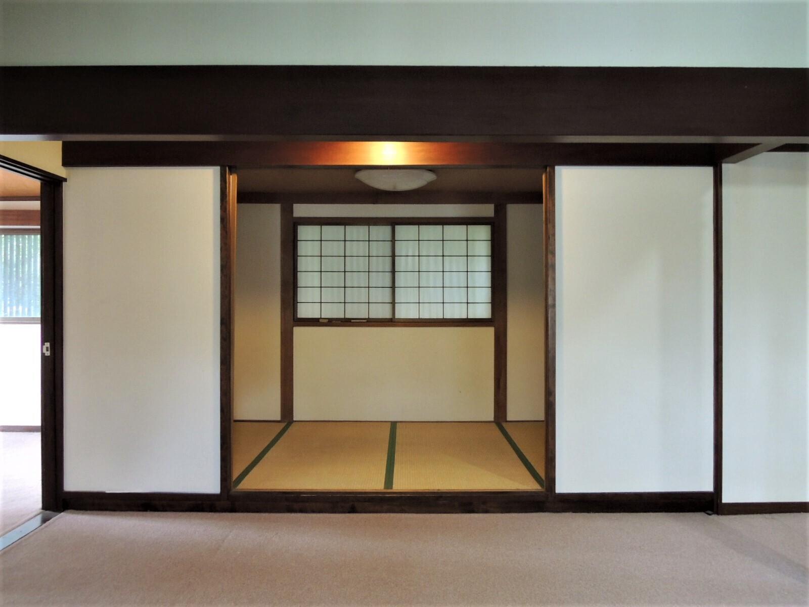 4畳の茶の間 | あるオーナーの2階の貸家