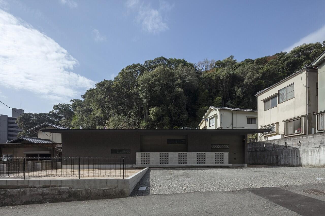竜王の家の建築事例写真