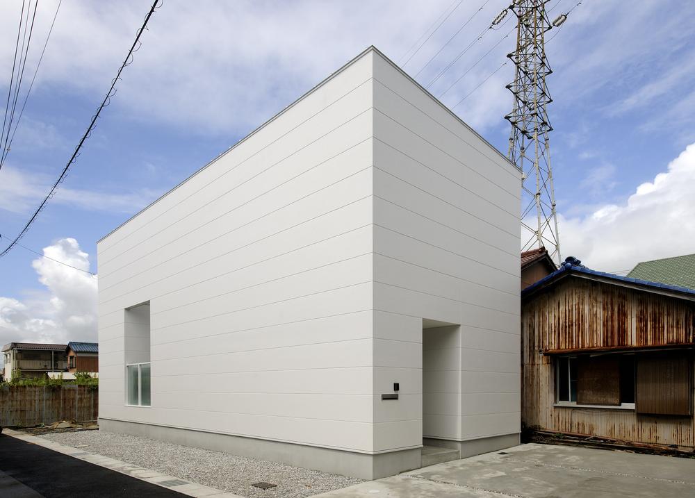 土間路地のある家(三重県)の建築事例写真