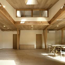 浜寺公園の家