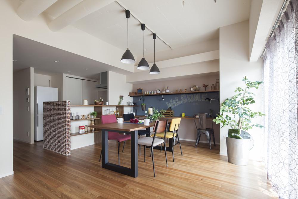 巣鴨リノベーションギャラリーの建築事例写真